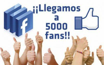5000 fans
